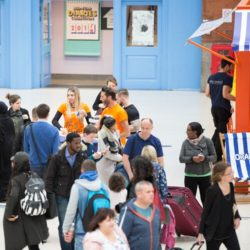 Orangina Sampling Activity at London Victoria Station (3) web thumbnail
