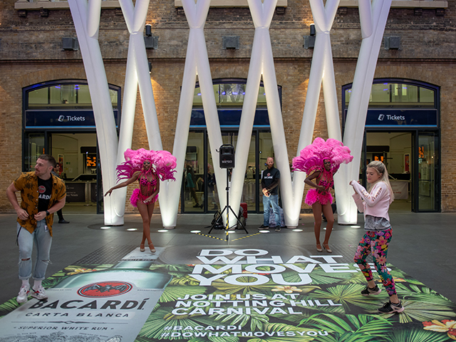 Network of opportunities to hire, rent or lease promotional space throughout the UK in shopping centres, retail parks, garden centres and train stations for experiential, promotional and pop-up retail activity