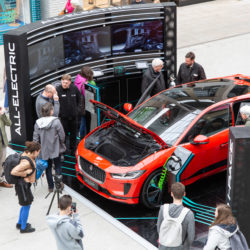 Jaguar Experiential Campaign- Network of opportunities to hire, rent or lease promotional space throughout the UK in shopping centres, retail parks, garden centres and train stations for experiential, promotional and pop-up retail activity