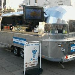 Greekatessan Food Retail at Churchill Square, Brighton