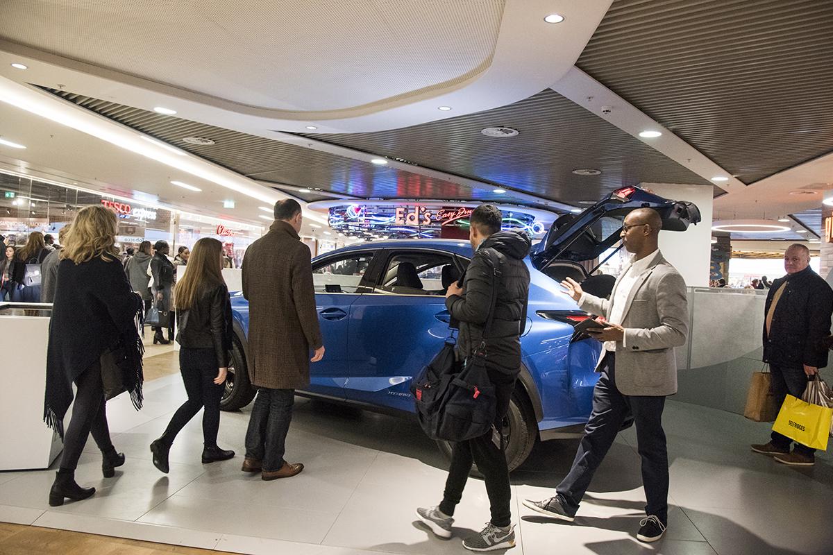 Lexus Of Birmingham >> Lexus At Grand Central Birmingham Spaceandpeople