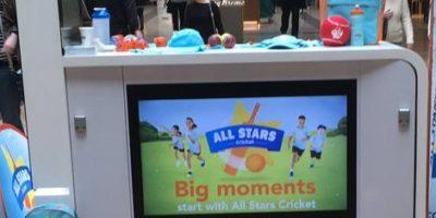 Yorkshire Cricket Board on SpaceandPeople Customer Connect Kiosk