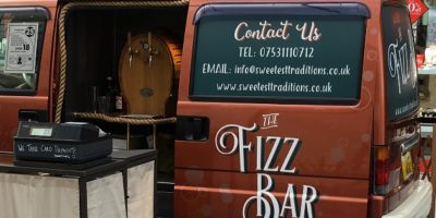 Fizz Bar Centre Livingston