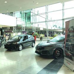 Brayley Honda_The Galleria