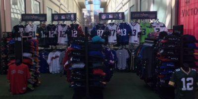 USA Sports Pop Up Shop_ St Davids