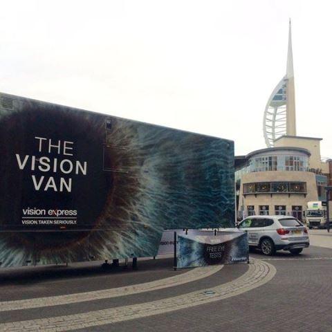 Vision Express at Gunwharf Quays thumbnail