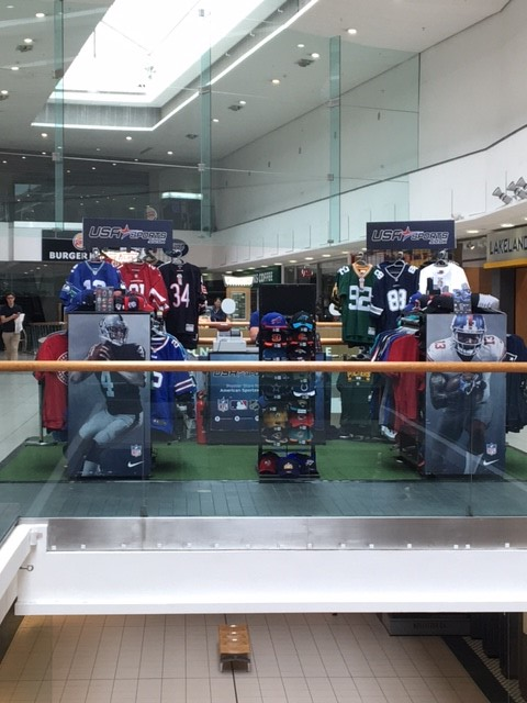 USA Sports Pop-Up Shop at Buchanan Galleries