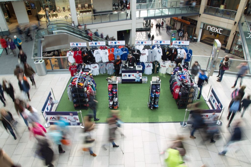 USA Sports at Trinity Leeds