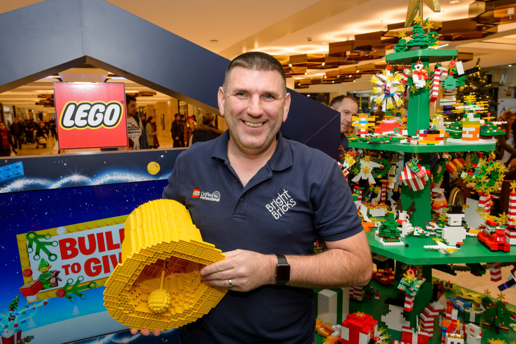 Duncan Titmarsh_LEGO #BuildToGive