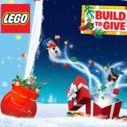 LEGO experiential activity at Buchanan Galleries