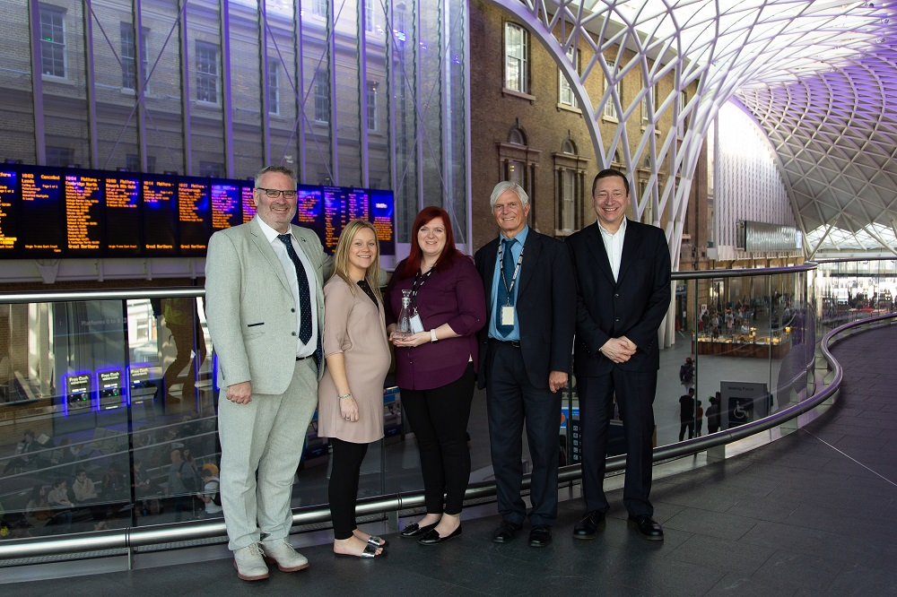 London King's Cross Station (Network Rail) and SpaceandPeople_Experiential Venue Team of the Year