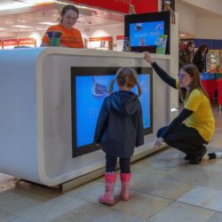 Edinburgh Zoo using SpaceandPeople CCK to raise awareness of memberships