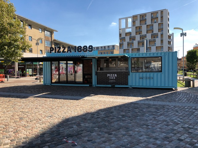 Pizza1889 Cambridge Leisure Park Pop-up Food Retail