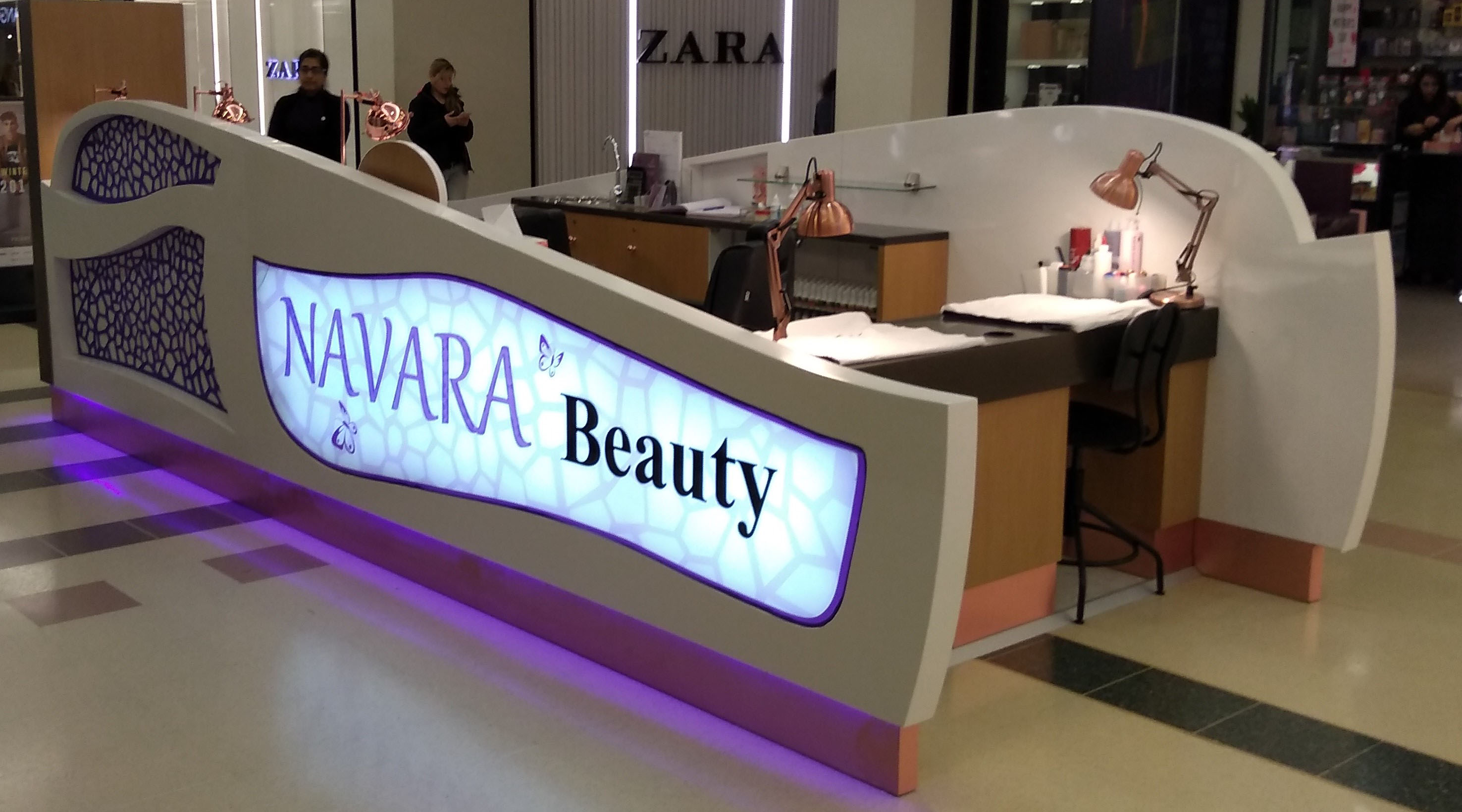 Beauty Kiosk The Friar y Guildford