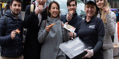 Goodfellas Pizza Trial Experience Central London