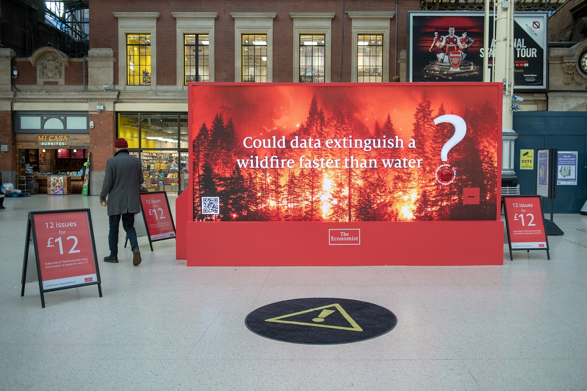 The Economist advertising campaign