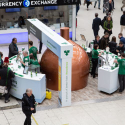 Carlsberg Brand Experiential Campaign Central London