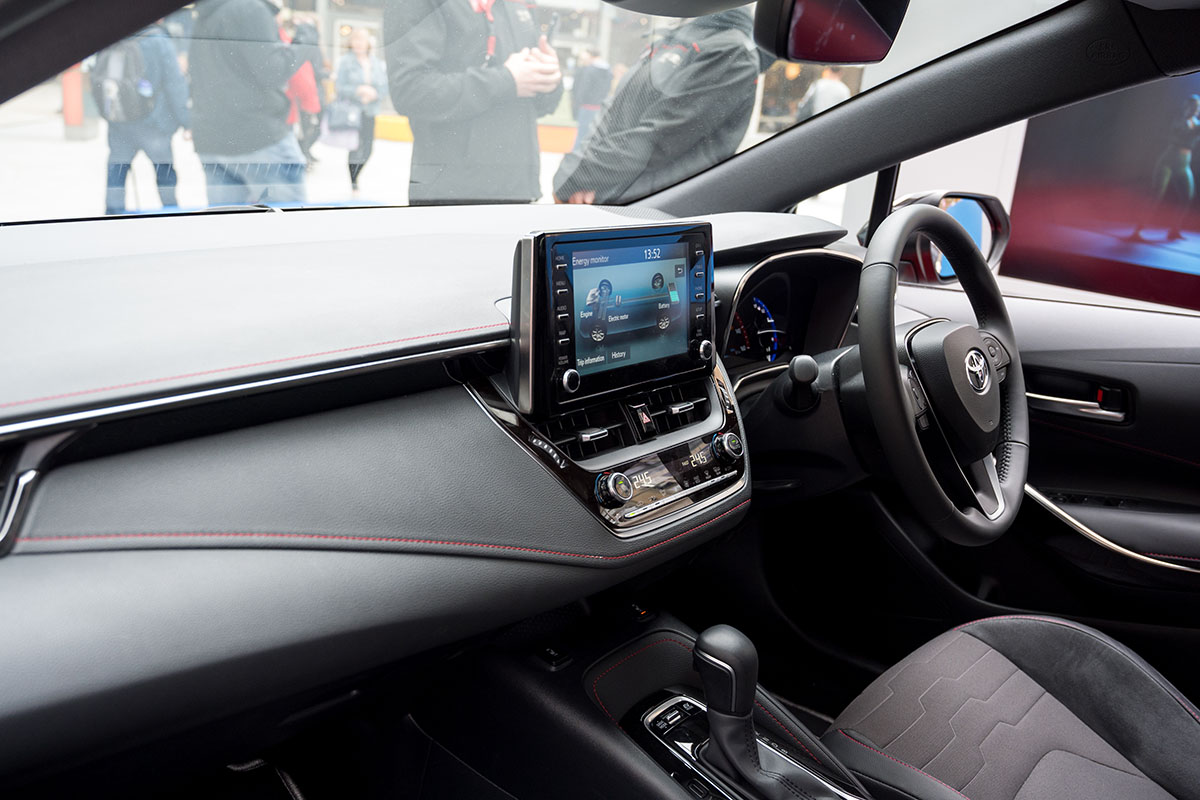 Toyota Corolla Hybrid Oxford