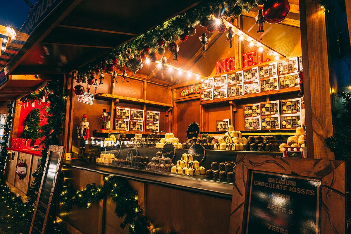 Glasgow Fort Christmas Market