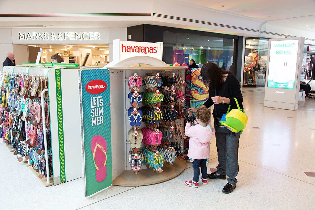 Havaianas The Glades Shopping Centre Bromley