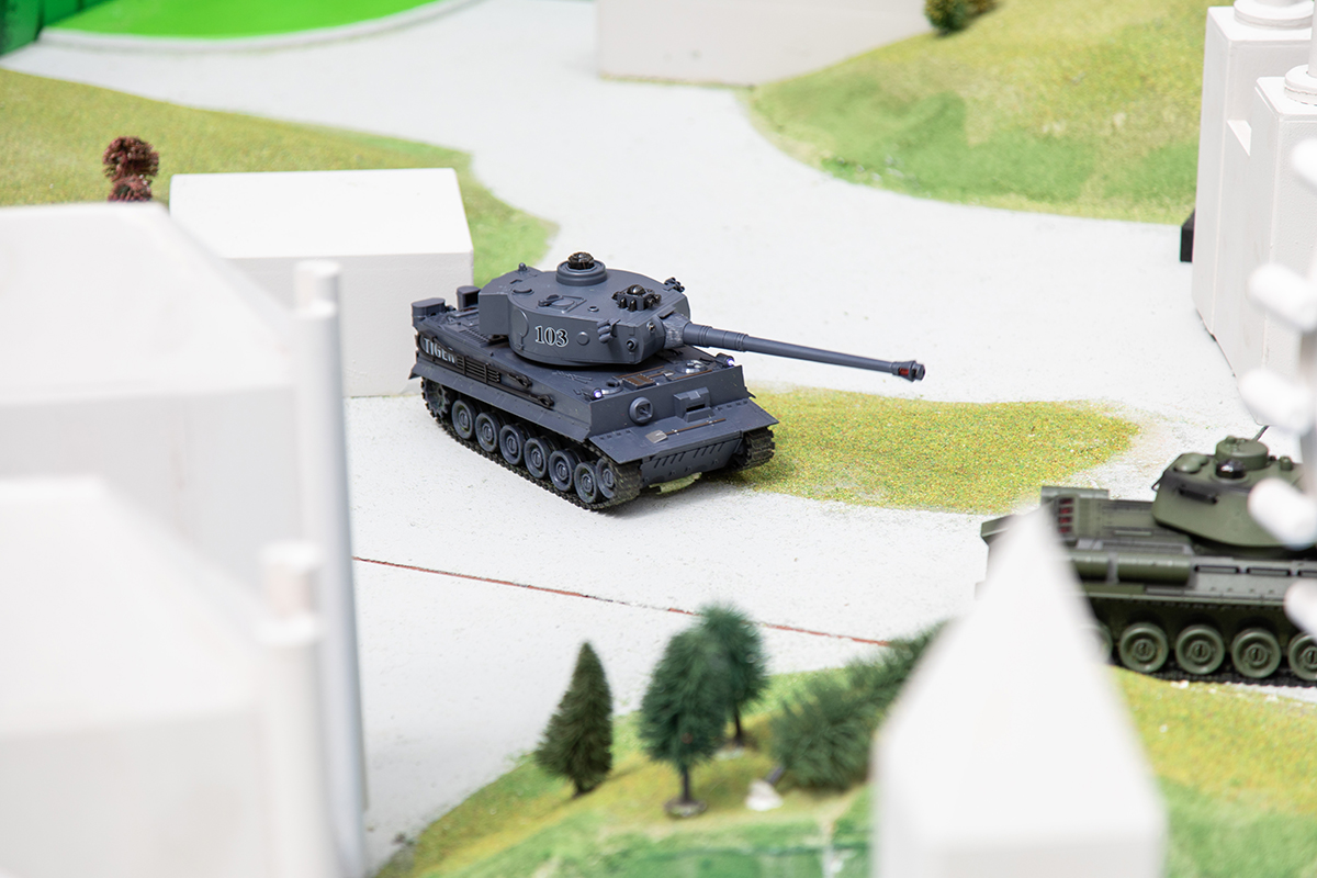 Central London Tank Challenge