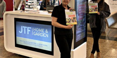 Shopping Centre Sheffield Mega Store Home&Garden
