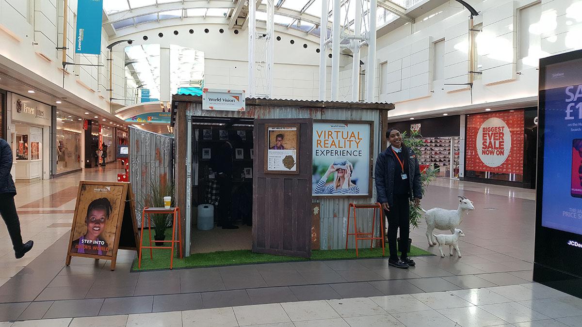 Lewisham Shopping Centre Promotions