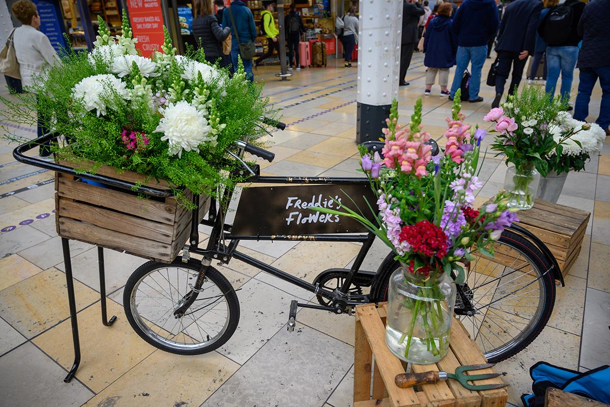 London Paddington Flowers