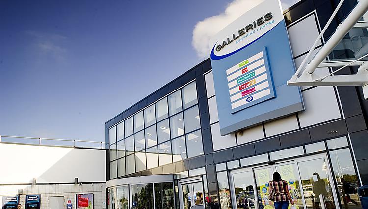 Galleries Washington Shopping Centre