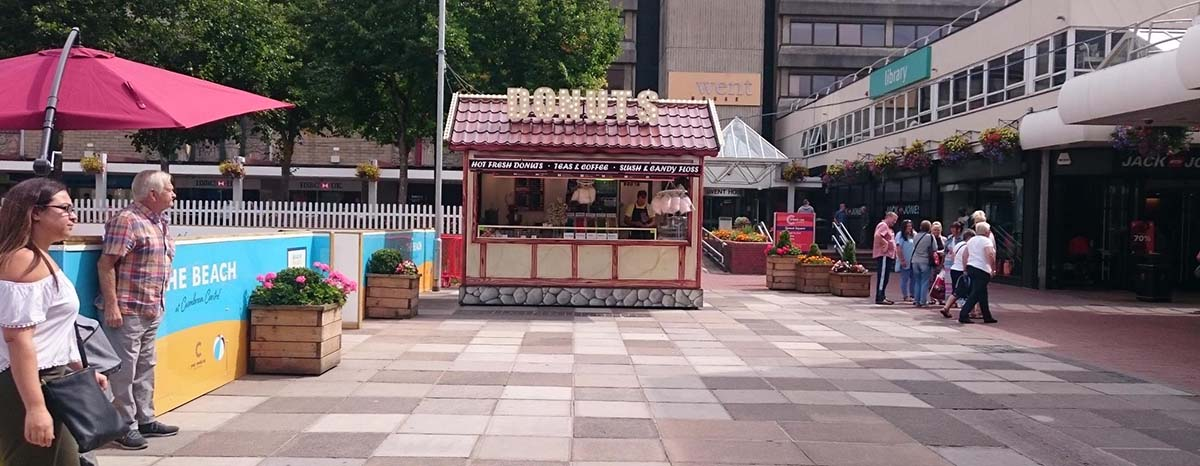 Donuts Cwmran Shopping Centre