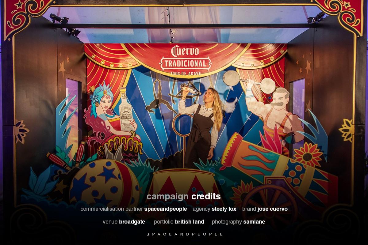 Jose Cuervo Circus