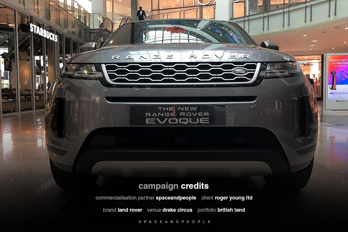 Drake Circus Car Promotion