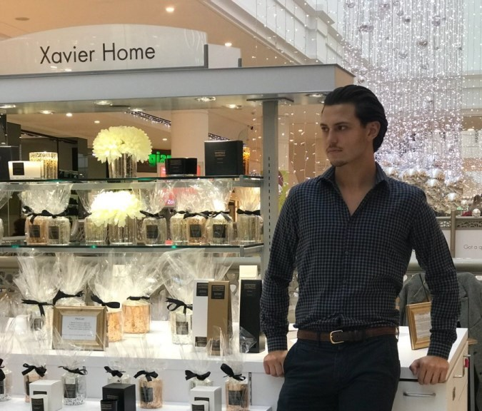 Xavier Home pop-up at The Glades, Bromley