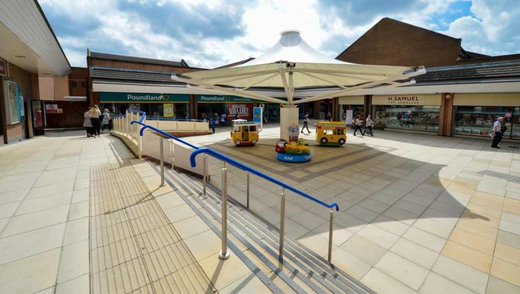 Beaumont Shopping Centre External Promotional Space