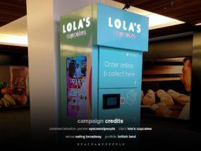 Lolas Cupcakes Ealing Broadway