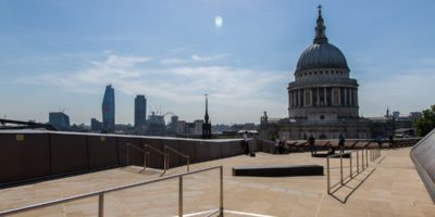 One New Change Roof Terrace External Promotional Space