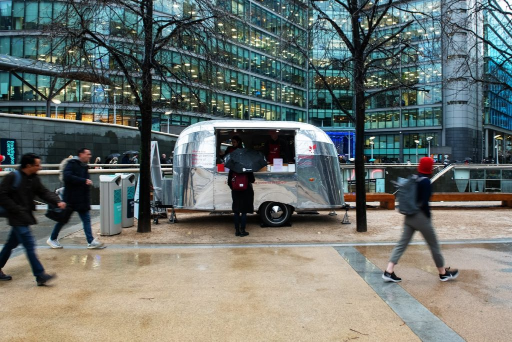 Equinor Brand Awareness Campaign at Paddington Central