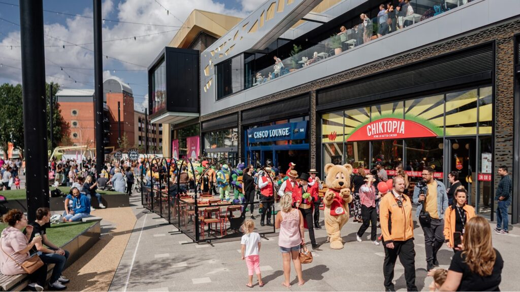 Lakeside in Essex offers a range of promotion and short-term retail space opportunities.