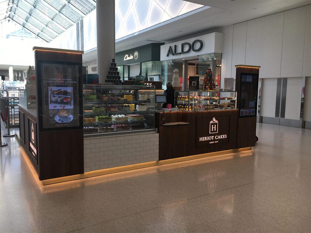 UM5- Book Pop-up Retail at atria watford shopping centre