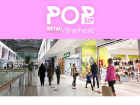 Book pop-up retail space at Braehead Shopping Centre Glasgow