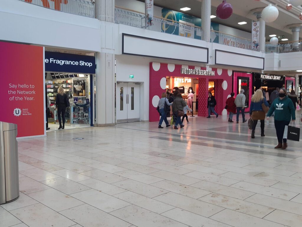 Book Pop-up Retail Space at Metrocentre. Pop-up Retail site at Metrocentre