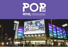 Book Pop-up Retail Space at Victoria Centre Nottingham